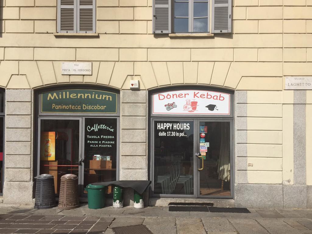 bar zenzero milano
